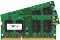 Подробнее о Crucial So-Dimm DDR3 8Gb (2x4Gb) 1600MHz CL11 CT2KIT51264BF160BJ