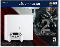 Подробнее о Sony Playstation PRO 1TB White + Destiny 2 Premium