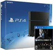 Подробнее о Sony Playstation 4 Slim 500gb + Игра Mortal Kombat XL