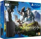 Подробнее о Sony PlayStation 4 1tb Slim + Horizon