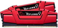 Подробнее о G.Skill RipjawsV Red DDR4 8Gb (2x4Gb) 3000MHz CL15 Kit F4-3000C15D-8GVR
