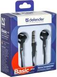 Подробнее о Defender Basic-609 Black/White 63609