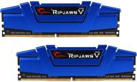 Подробнее о G.Skill Ripjaws V DDR4 16Gb (2x8Gb) 2666MHz CL15 Kit F4-2666C15D-16GVB