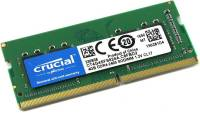 Подробнее о Crucial So-Dimm DDR4 4Gb 2400MHz CL17 CT4G4SFS824A