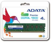 Подробнее о A-Data Premier DDR3L 4Gb 1600MHz CL11 ADDU1600W4G11-S