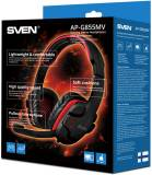 Подробнее о SVEN AP-G855MV Black-Red