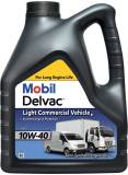 Подробнее о Exxon Mobil Delvac Light Commercial Vehicle 10W-40 Delvac Light Commercial Vehicle 10W-40 4л