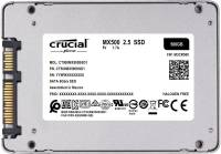 Подробнее о Crucial MX500 500Gb 3D TLC CT500MX500SSD1
