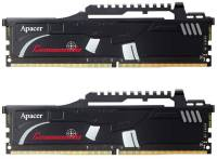 Подробнее о Apacer Commando DDR4 16Gb (2x8Gb) 2400MHz CL16 Kit EK.16GAT.GEAK2