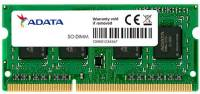 Подробнее о A-Data So-Dimm Premier DDR3 8Gb 1600MHz CL11 ADDS1600W8G11-R