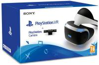 Подробнее о Sony PlayStation VR + PlayStation Camera + PlayStation Move+game PlayStation VR + PlayStation Camera + PlayStation Move+game SKYRIM (CUH-ZVR2)