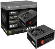 Подробнее о Thermaltake Toughpower SFX 450W Gold PS-STP-0450FPCGEU-G