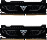 Подробнее о Patriot Viper White LED DDR4 16Gb (2x8Gb) 3200MHz CL15 Kit PVLW416G320C6K