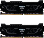 Подробнее о Patriot Viper White LED DDR4 16Gb (2x8Gb) 2400MHz CL16 Kit PVLW416G240C4K