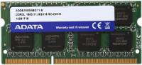 Подробнее о A-Data So-Dimm DDR3 8Gb 1600MHz CL11 ADDS1600W8G11-S