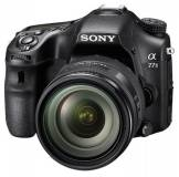 Подробнее о Sony Alpha 77M2 kit 16-50 f/2.8 black ILCA77M2Q