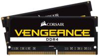 Подробнее о Corsair So-Dimm Vengeance DDR4 16Gb (2x8Gb) 2400MHz CL16 Kit CMSX16GX4M2A2400C16