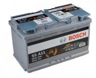 Подробнее о Bosch AGM Start/Stop 80Ah 0092S5A110