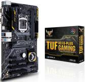 Подробнее о ASUS TUF H310-PLUS GAMING