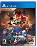Подробнее о Sonic Forces Bonus Edition
