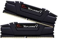 Подробнее о G.Skill Ripjaws V Black DDR4 32Gb (2x16Gb) 3200MHz CL15 Kit F4-3200C15D-32GVK