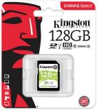 Подробнее о Kingston Canvas Select SDXC 128GB C10 UHS-I R80MB/s SDS/128GB