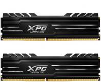 Подробнее о A-Data XPG Gammix D10 Black DDR4 32Gb (2x16Gb) 3000MHz CL16 Kit AX4U3000316G16-DBG