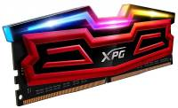Подробнее о A-Data XPG Spectrix D40 Red DDR4 8Gb 2666MHz CL16 AX4U266638G16-SRS