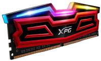 Подробнее о A-Data XPG Spectrix D40 Red DDR4 8Gb 3200MHz CL16 AX4U320038G16-SRS