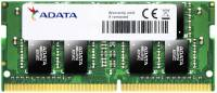 Подробнее о A-Data So-Dimm DDR4 8Gb 2666MHz CL19 AD4S266638G19-S