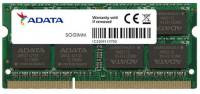 Подробнее о A-Data So-Dimm DDR4 4Gb 2133MHz CL15 AD4S2133J4G15-S