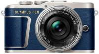 Подробнее о Olympus PEN E-PL9 14-42mm Pancake Zoom Kit blue/silver V205092UE000