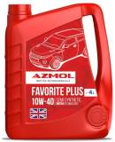 Подробнее о Azmol Favorite Plus 10W-40 Favorite Plus 10W-40 4л