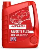 Подробнее о Azmol Favorite Plus 10W-40 Favorite Plus 10W-40 5л