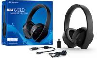 Подробнее о PlayStation New Gold Wireless Headset