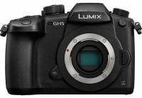 Подробнее о Panasonic DMC-GH5 Body DMC-GH5EE-K