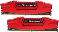 Подробнее о G.Skill RipjawsV RED DDR4 16Gb (2x8Gb) 3600MHz CL19 Kit F4-3600C19D-16GVRB