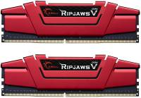 Подробнее о G.Skill RipjawsV Red DDR4 16Gb (2x8Gb) 3000MHz CL16 Kit F4-3000C16D-16GVRB