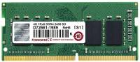 Подробнее о Transcend So-Dimm JetRam DDR4 4Gb 2400MHz CL17 JM2400HSH-4G