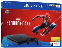Подробнее о Sony PS4 1TB (CUH-2108B) + SpiderMan