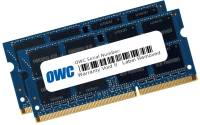 Подробнее о OWC So-Dimm DDR3 8GB (2x4GB) 1333MHz CL9 Kit Apple Qualified OWC1333DDR3S08S
