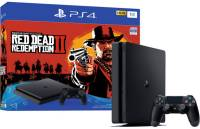 Подробнее о Sony PS4 1TB (CUH-2208B) + Red Dead Redemption 2