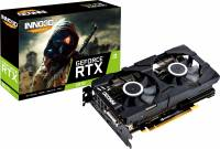 Подробнее о INNO3D  GeForce RTX 2070 TwinX2 8GB N20702-08D6-1160VA22