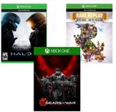 Подробнее о Halo 5 + Rare Replay + Gears of War Ultimate Edition