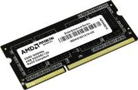 Подробнее о AMD So-Dimm DDR3 4GB 1600MHz CL11 R534G1601S1S-U