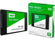 Подробнее о Western Digital Green 480GB TLC WDS480G2G0A
