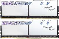 Подробнее о G.Skill TridentZ RGB ROYAL DDR4 16GB (2x8GB) 3000MHz CL16 Kit F4-3000C16D-16GTRS