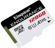 Подробнее о Kingston High Endurance MicroSDXC 128GB UHS-I Class 10 SDCE/128GB