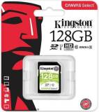 Подробнее о Kingston Canvas Select SDXC 128GB class 10 UHS-I U1 SDS/128GB