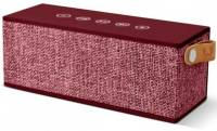 Подробнее о Fresh N Rebel Rockbox Brick Fabriq Edition Bluetooth Speaker Ruby 1RB3000RU